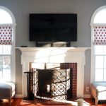 Nontraditional Roman Shades for a New Look